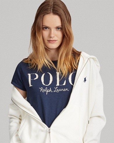 Polo Jersey Graphic T-Shirt