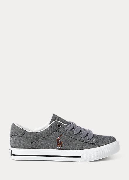 Polo Ralph Lauren Easton II Chambray Sneaker