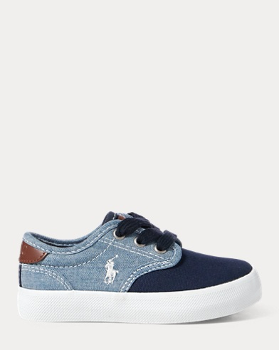 Luwes Chambray Sneaker