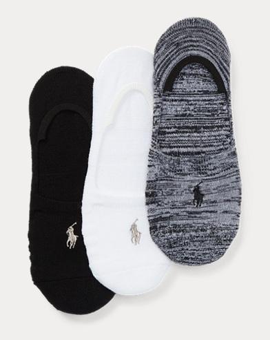 Sneaker Liner Sock 3-Pack