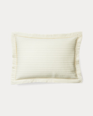 Housse décorative RL Reed satinette