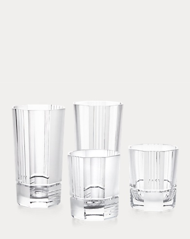 Mercer Barware Collection