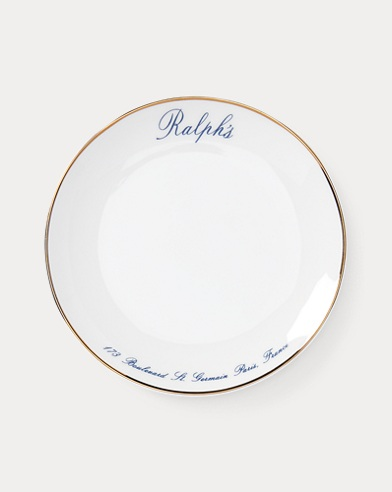 Ralph's Canape Plate Set