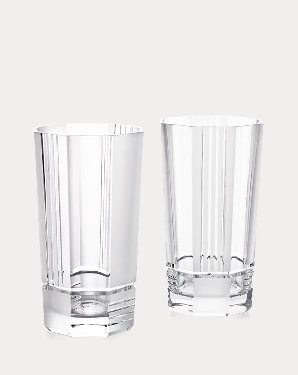 Mercer Crystal Highball Set