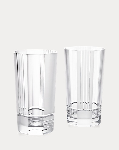 Highball-Set Mercer aus Kristall