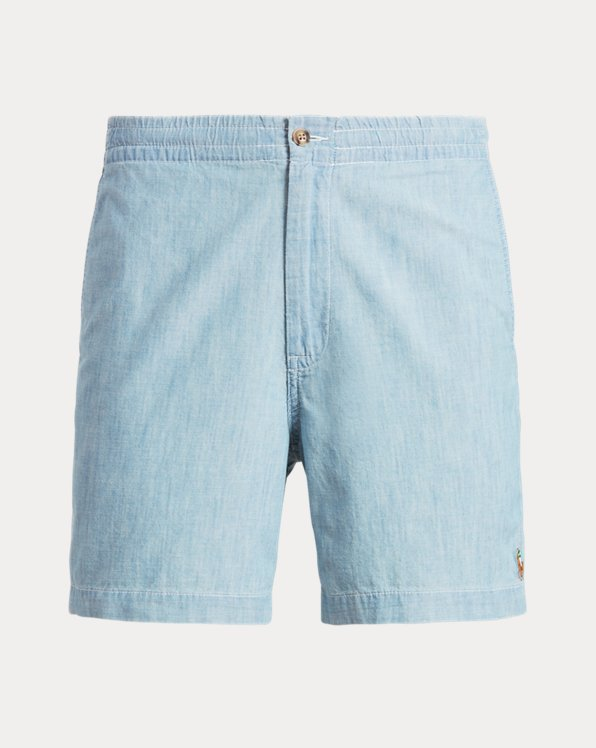 6-Inch Polo Prepster Chambray Short