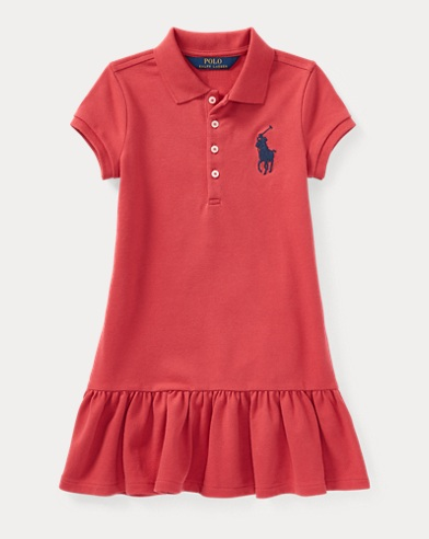 Big Pony Polo Dress