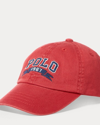Cappellino da baseball in chino