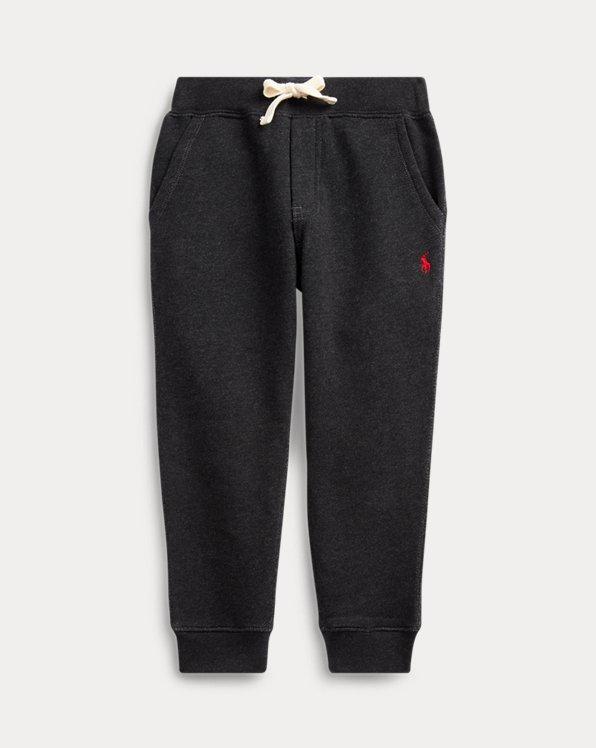 폴로 랄프로렌 남아용 조거 팬츠 Polo Ralph Lauren Cotton-Blend-Fleece Jogger,Dark Sport Heather