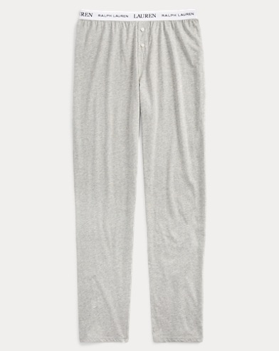 Striped Jersey Pajama Pant