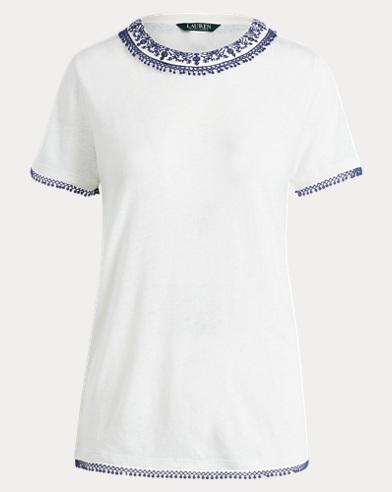 Pom-Pom T-Shirt