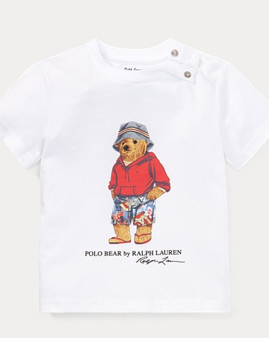 Palm Springs Bear T-Shirt