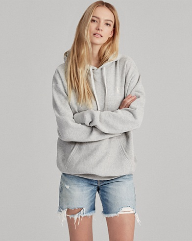 Fleece Hoodie Pullover
