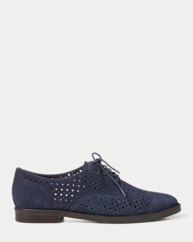 Marian Suede Oxford
