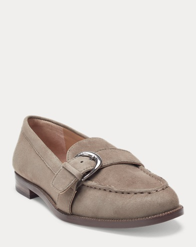Bethy Suede Loafer