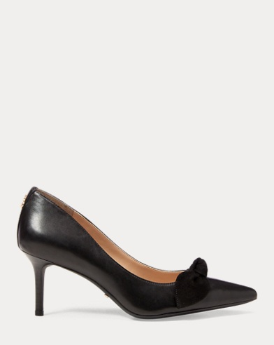 Lee Leather Pump
