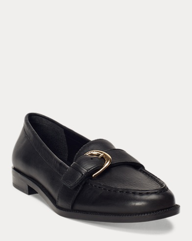 Bethy Leather Loafer