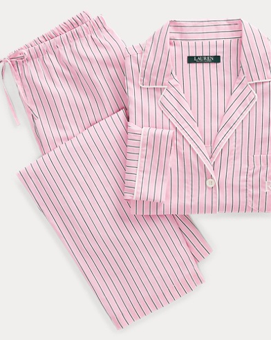 Striped Sleep Set