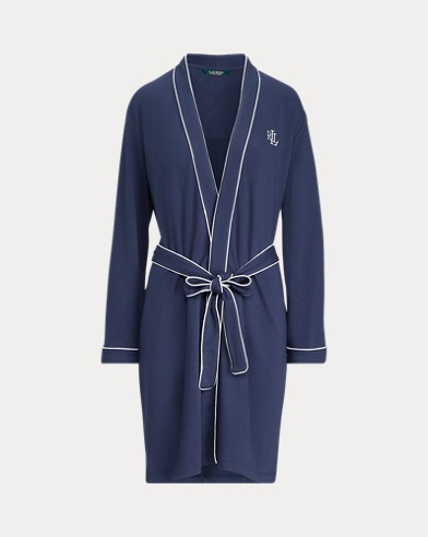 French Terry Robe