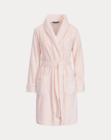 Chevron Kimono Robe
