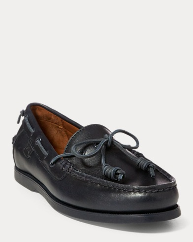 Millard Leather Boat Shoe