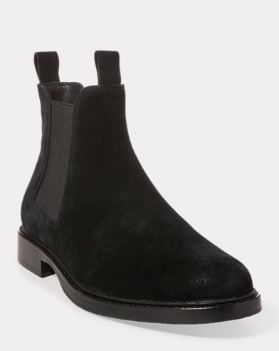 Bottines Normanton en cuir