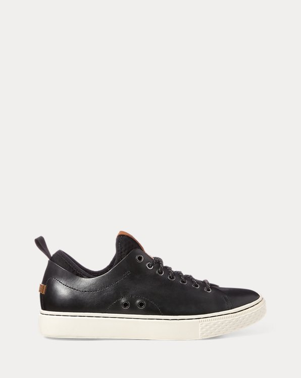 Dunovin Leather trainer
