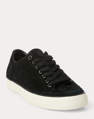 Sherwin Suede Low-Top Sneaker