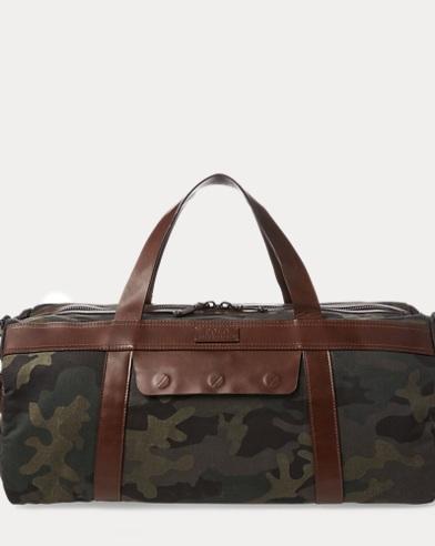 Twill Duffle Bag