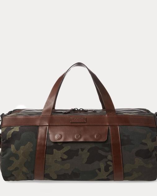 Twill Duffel Bag 8ec2dd4f2cded