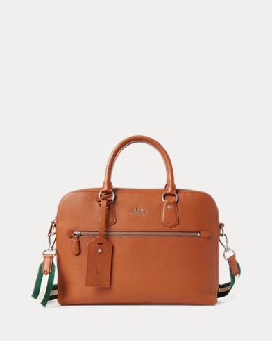 b0d86c9d88cd Pebbled Leather Briefcase. Polo Ralph Lauren. Pebbled Leather Briefcase.  £369.00. Save to Favorites · Boathouse Backpack