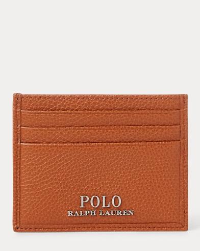 e84edf9e2e02 Men's Designer Leather Wallets & Cardholders | Ralph Lauren UK