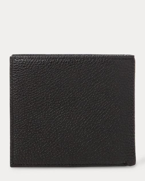 new styles 7035c b2282 Leather Billfold Wallet