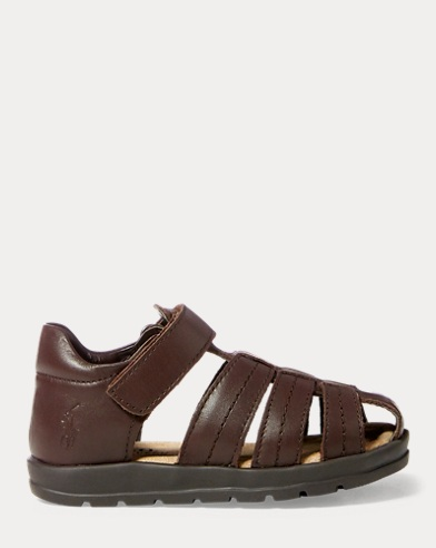 Donevan Leather Sandal