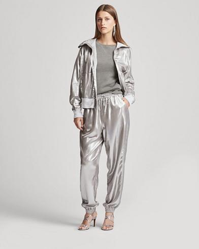 Mitchell Metallic Foil Pant