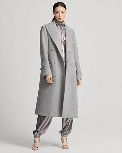 Polo Wool Coat
