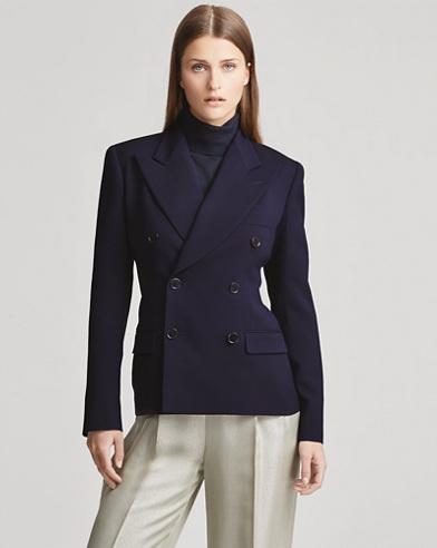 Noele Wool-Blend Jacket