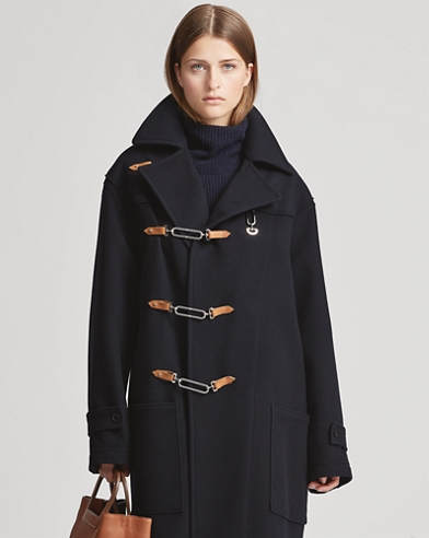 Strathmore Wool Coat