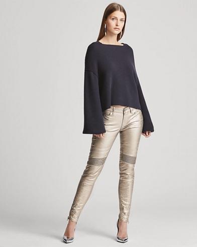 Cashmere Squareneck Sweater