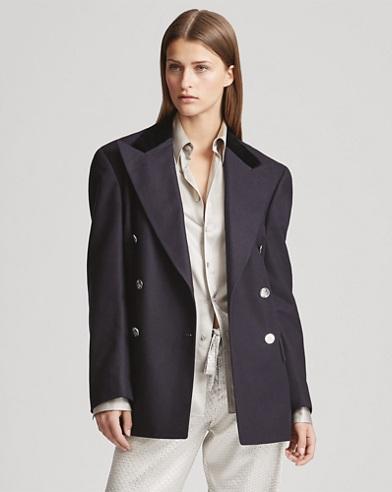 Callahan Wool-Blend Jacket