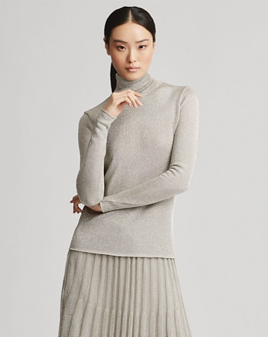 Double-Faced Turtleneck