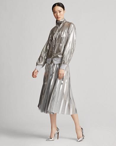 Nevina Pleated Skirt