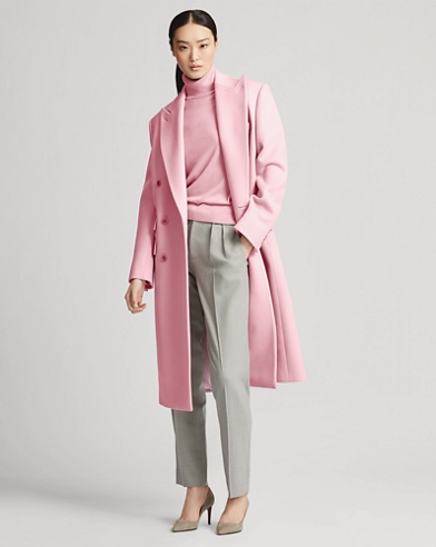 Brendan Wool Coat