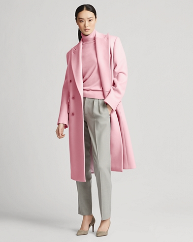 Brendan Wool Coat
