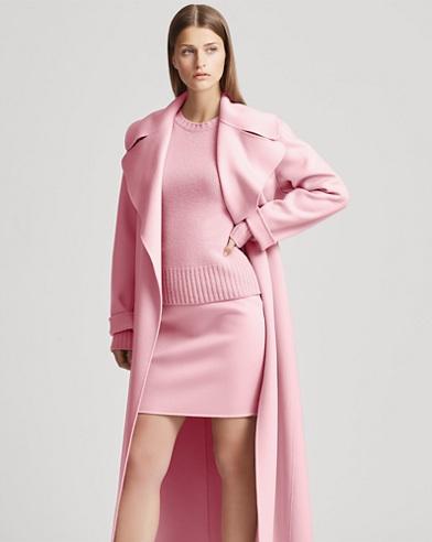 Sofiya Cashmere Pencil Skirt