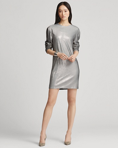 Sondra Sequined Dress