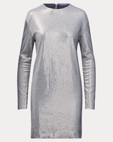 Sondra Sequined Dress. Collection Apparel