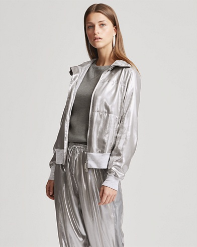 Loka Metallic Foil Jacket