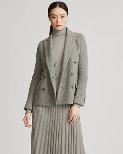 Harper Cashmere Jacket