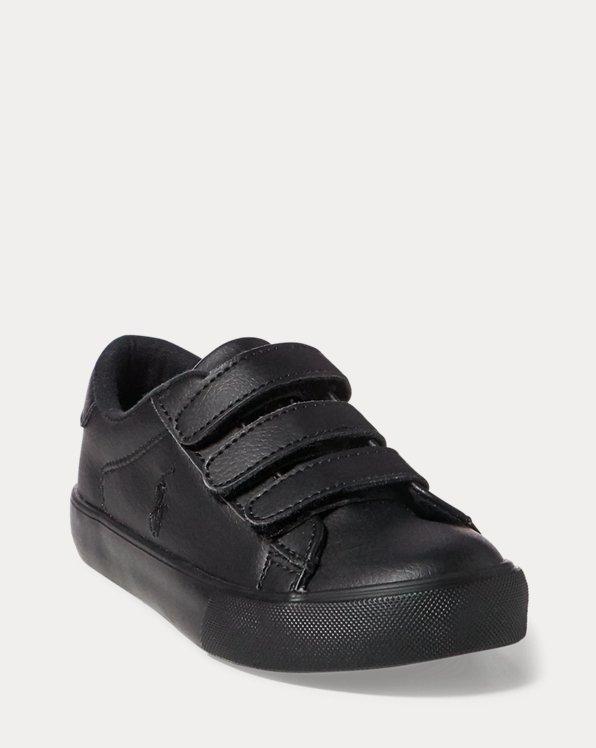 Easten Faux-Leather EZ Sneaker